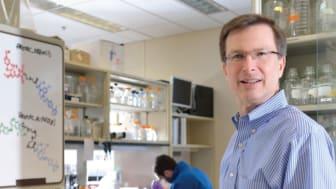 Professor Craig Crews, verksam vid Yale-universitetet i USA, får Apotekarsocietetens vetenskapliga pris Scheelepriset 2021. Professor Crews fokus är forskning och läkemedelsutveckling baserat på kontrollerad proteinnedbrytning.