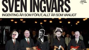 Sven Ingvars - första nya albumet på nästan 20 år!
