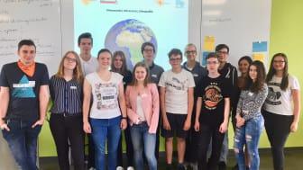 Mit Unterstützung des BPW Jugendfonds führte das Dietrich-Bonhoeffer-Gymnasium Wiehl erstmals Expertentage für besonders leistungsstarke Schülerinnen und Schüler der Jahrgangsstufen 5-11 durch. (Quelle: Dietrich-Bonhoeffer-Gymnasium Wiehl)