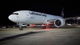 Lufthansa Cargo nimmt zwei weitere Boeing 777F in Betrieb