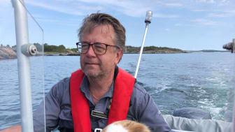 Anders Tysklind, nationalparkschef Kosterhavet