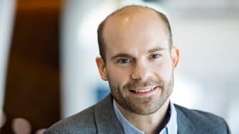 Per Frank ansvarar för hälsa på Nestlé - för såväl konsumenter som medarbetare