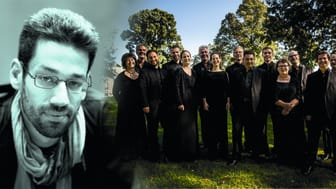 Jonathan Biss och Musica Vitae.