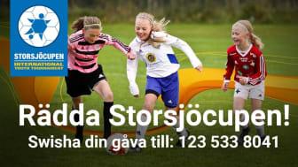 Rädda Storsjöcupen  - crowdfunding projekt lanseras