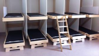Sängskåp från Woodwork AB