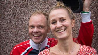 """Olof och Sofia Wretling gästar """"Konstnärligt talat"""", Foto: Carl Edlom"""