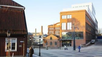 Nyinvigning av Kåkenhus på Campus Norrköping