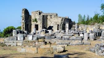Arkeologiskt fältarbete i Labraunda, Turkiet. Foto: Axel Frejman.