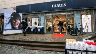 Matas online-udvider i Odenseregionen