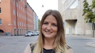 Jonna Ekdahl, kommunikatör och administratör, Hiv-Sverige