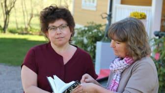Deckarresa i Kristina Appelqvists fotspår