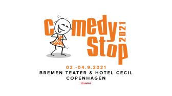 Nye datoer klar til Comedy Stop Copenhagen