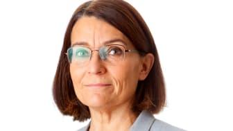 Carina Håkansson, vd på Skogsindustrierna.