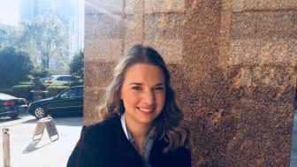 Victoria Braathen fra Tromsø blir ny utsending i Kina