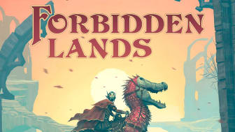 Forbidden Lands RPG -  Review Copy from Free League Publishing