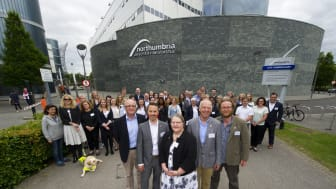 Academics and business leaders meet at Northumbria for annual PRME conference