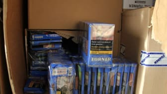 Some of the smuggled tobacco (SE 18.17)