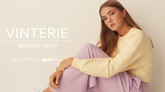 vinterie second hand x second life by gina tricot
