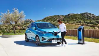 Nya Renault ZOE