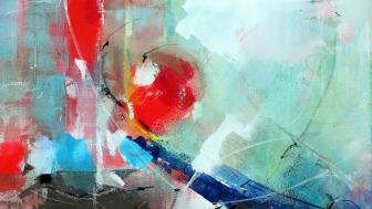 Zuversicht – Flyermotiv von Stefan Krauch für die Welt-Erziehertagung am Goetheanum