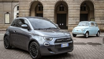 Ny Fiat 500