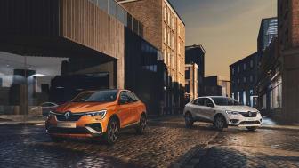 5 stjerner til Renault Arkana hos Euro NCAP