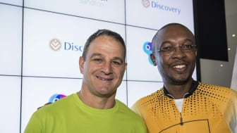 ​Discovery launches South Africa's first inner city duathlon in partnership with the City of Johannesburg