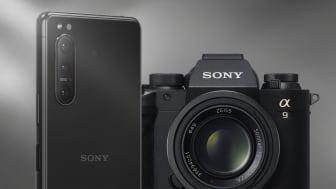 Xperia 5 II_Camera_Main_black_16_9