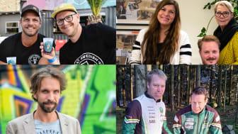 Årets finalister till Årets Eventskåning 2019