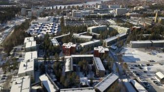 Riksbyggen får uppdraget att förvalta 1 200 studentlägenheter i Umeå