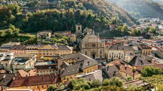 Altstadt von Bellinzona (c) Bellinzonese e Alto Ticino Turismo, Luca Crivelli