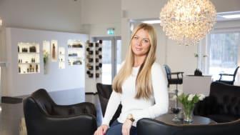 Rapunzel of Sweden öppnar salong i Uppsala