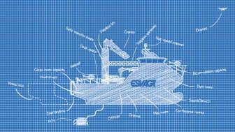 En ESVAGT SOV kan skræddersys til at opfylde alle behov i offshore vindparker.