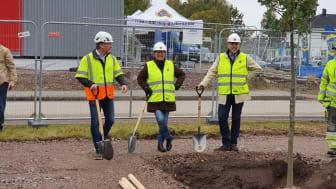 Nu börjar HSB Östergötland bygga brf Cyklisten i Motala