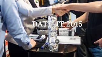 Arbetsmarknadsdagen DatE-IT 2015