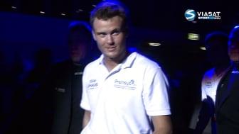 Tim-Robin Lihaug slår knock out på Alexander Runde Nordic Fight Night 01.02.2014