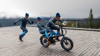 RAWBIKE förlänger med Ski Team Sweden Alpine