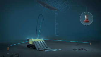 Kongsberg Maritime's new HiPAP 602 Positioning Tool will facilitate accurate operations at extreme depths