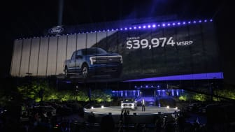 Ford F-150  lansering Dearborn USA