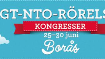 IOGT-NTO´s kongress fyller Borås