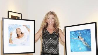 Mirre Hammarling köpte två tavlor på auktionen