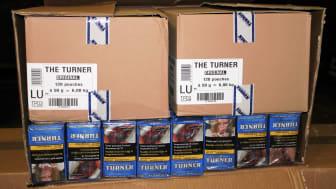 Smuggled Turner tobacco (SE 12.17)