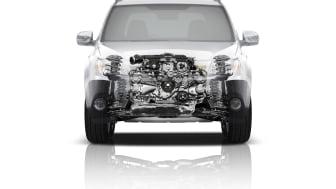 Subaru lanserar framtidssäkra Boxermotorer