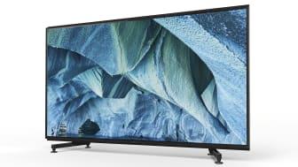 Os primeiros televisores 8K da Sony chegam ao mercado no início de junho