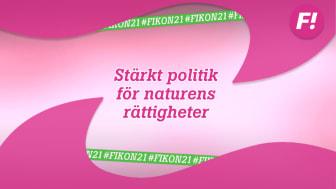 Stärkt politik för naturens rättigheter