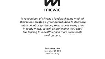 Micvac_Sustainology-Diploma_Green Award Micvac