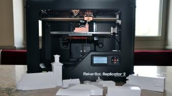 3D-tävling för skolelever