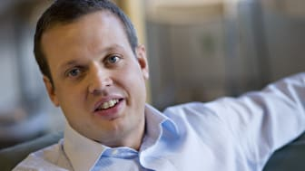 Peter Wiotti, affärsområdeschef Basis & Hosting Implema