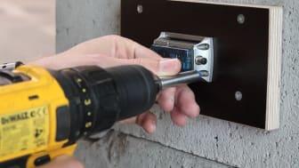 Minilogger för mätning av kraftiga stötar