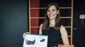 Carmen Maier, Gewinnerin James Dyson Award Österreich 2020